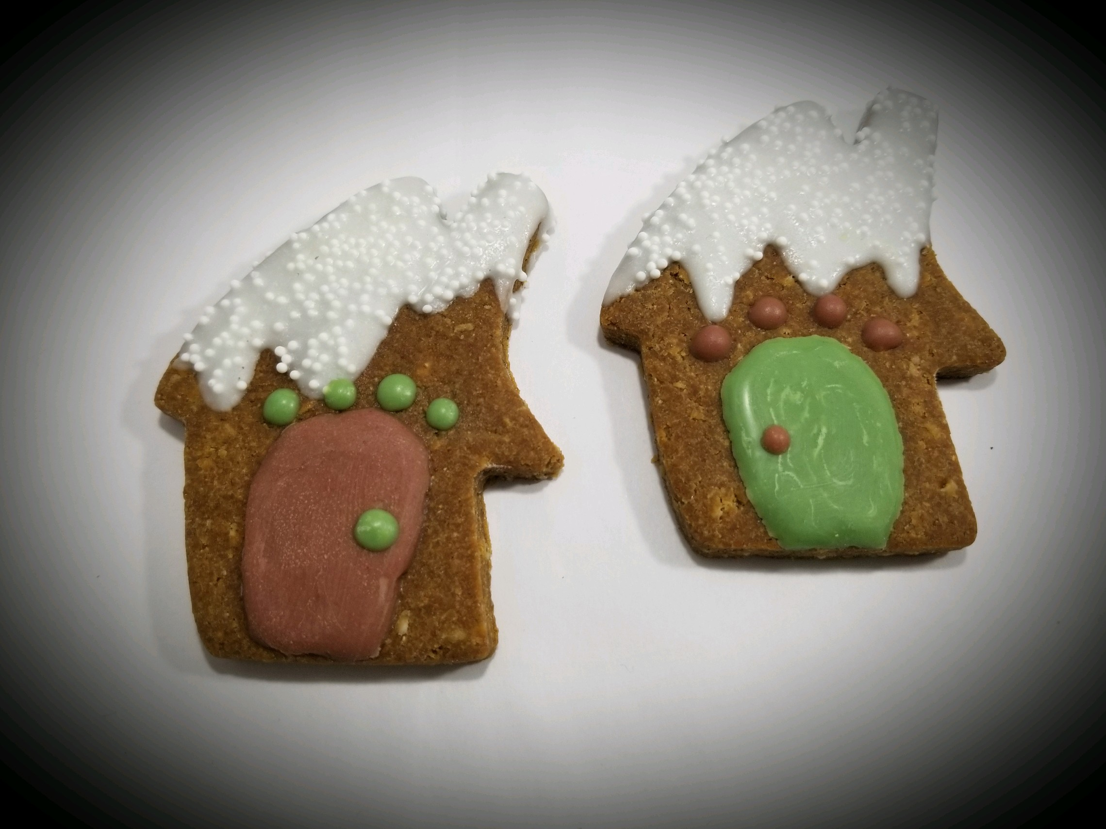 Gingerbread House - Tray of 12