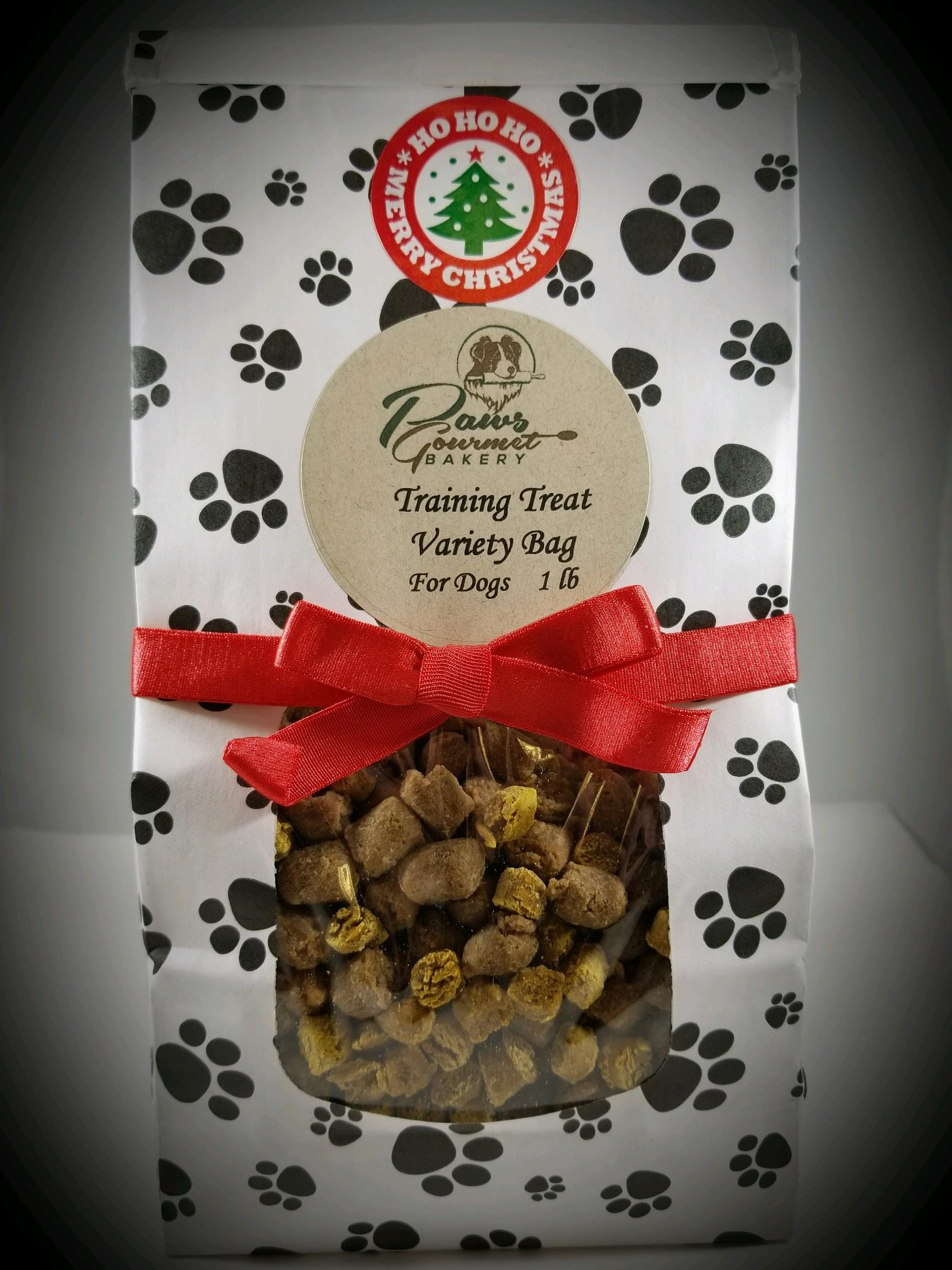 Training Treat Variety - 1 Lb Gift Bag