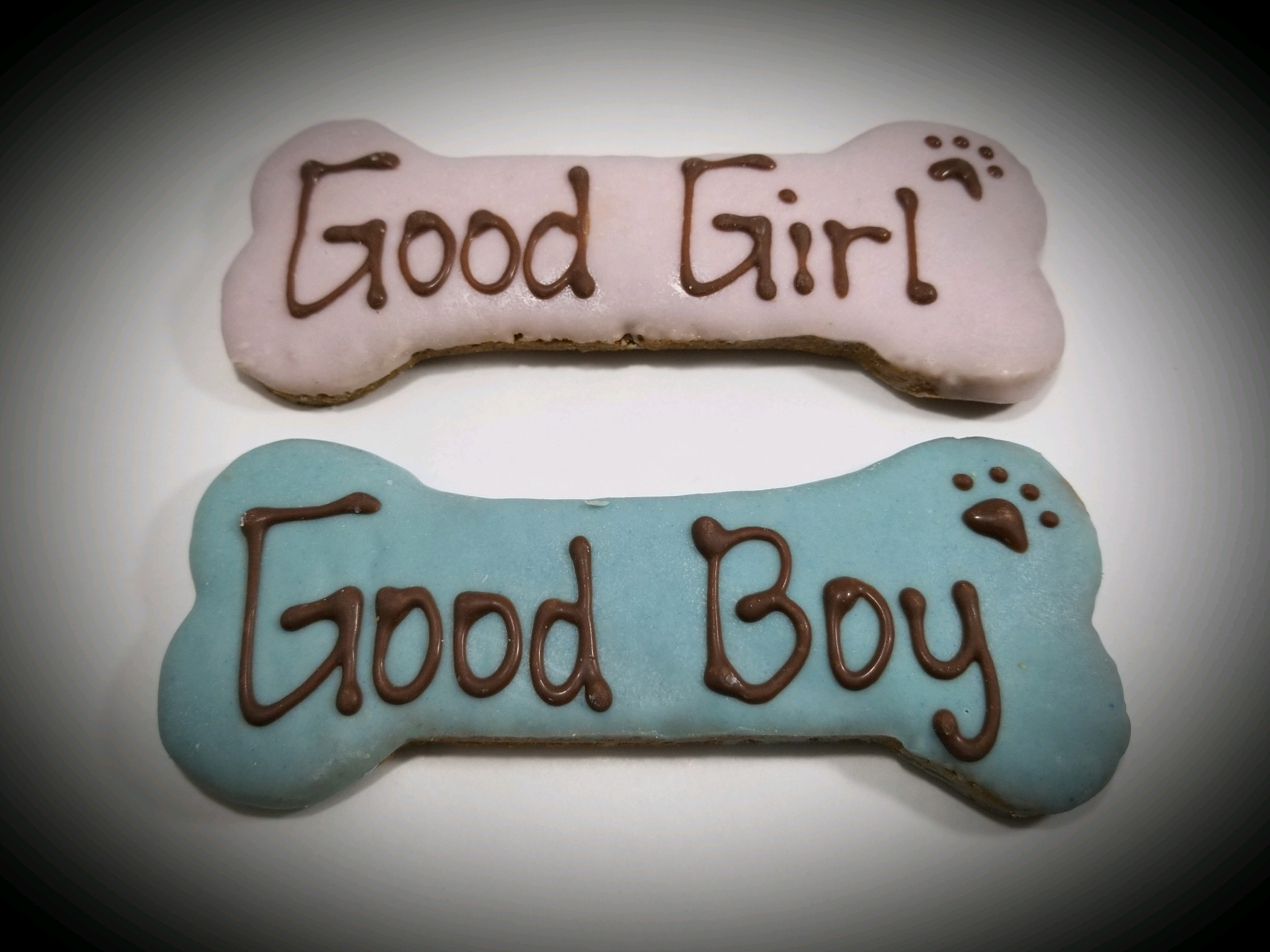 Good Boy / Good Girl Bones - Tray of 10